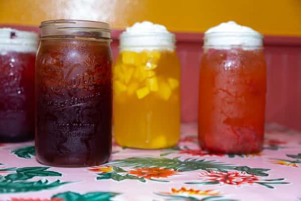 handcrafted lemonade