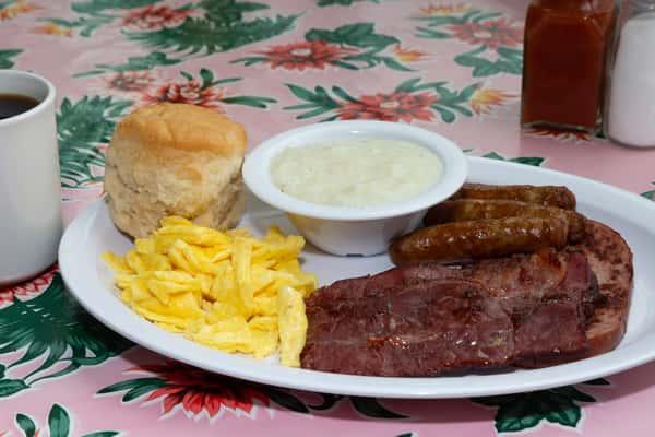 Meat Lover's Breakfast