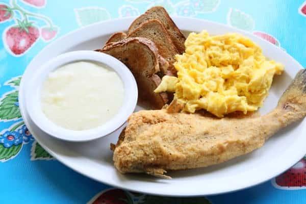 Catfish Breakfast