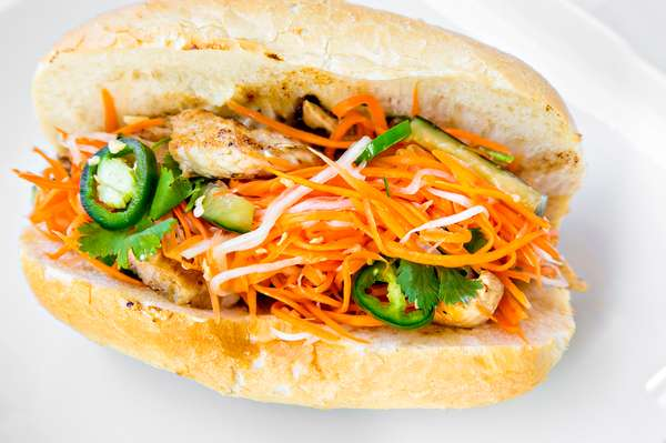 Chicken Num Pang