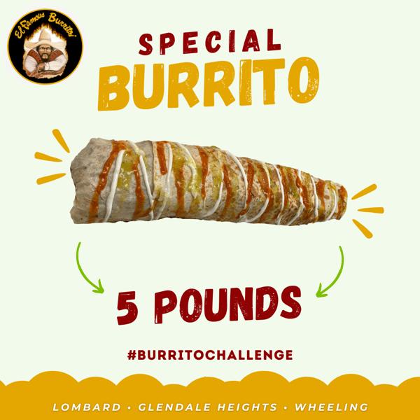 5# Burrito