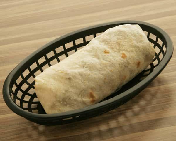 Pork Burrito (Puerco)