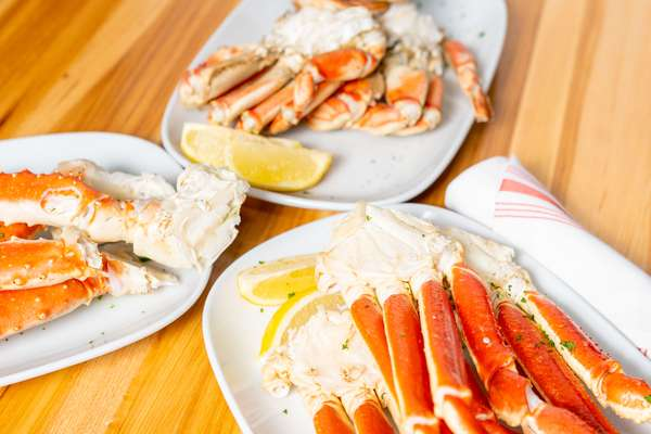 crab leg dishes