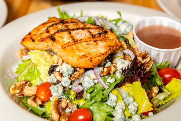 michigan salmon salad