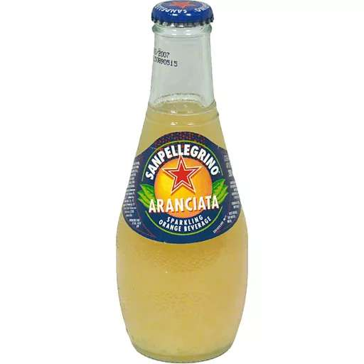 Aranciata Soda