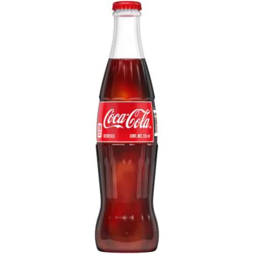 Coca Cola Glass (12 oz)