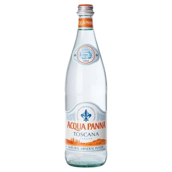 Italian Natural Mineral Water Small