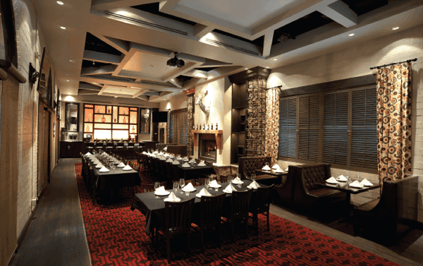 Lincoln Heights Private Dining room