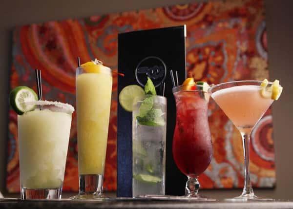 cocktail beverages