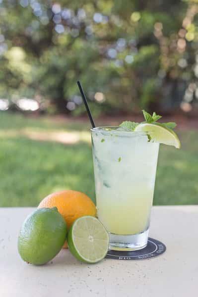lemon lime beverage