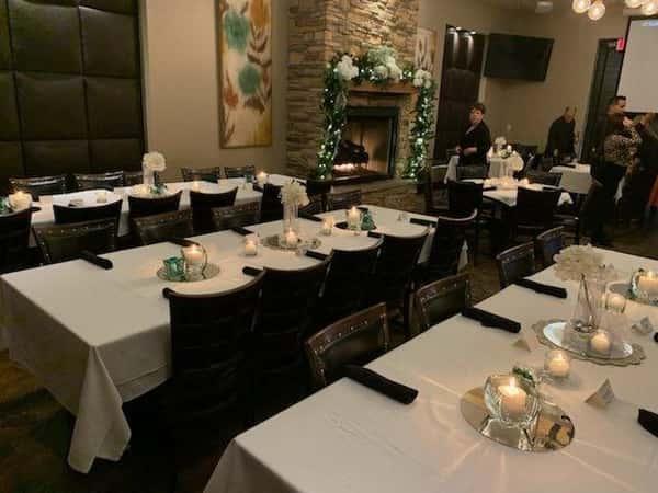 formal dining tables