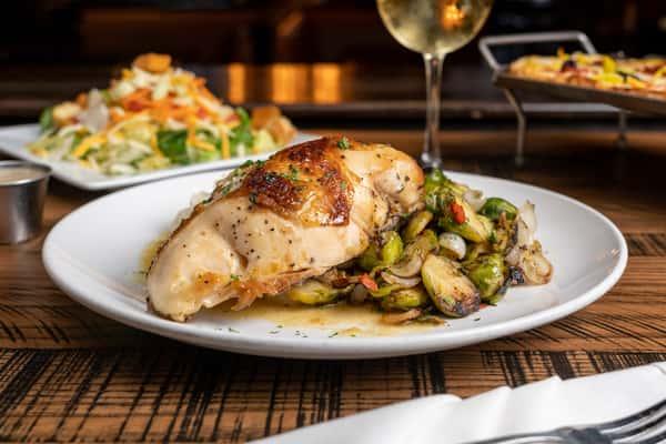 Herb Roasted Rotisserie Chicken Breast