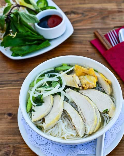 Chicken Noodle Soup – Phở Gà
