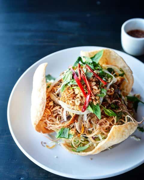 Roasted Duck Salad – Gỏi Vịt