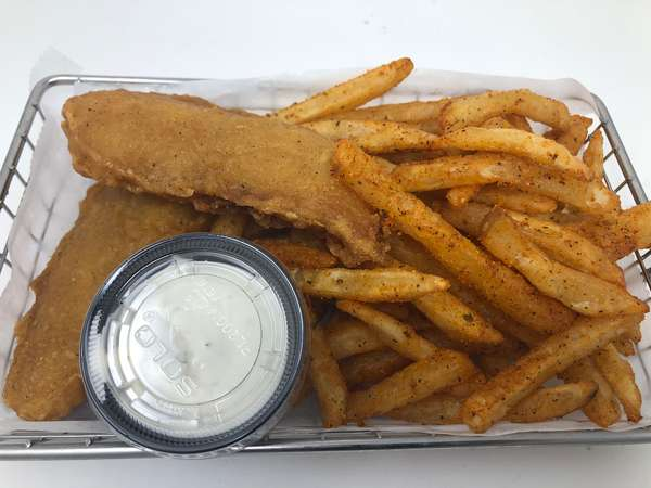 Fish And Chip Basket