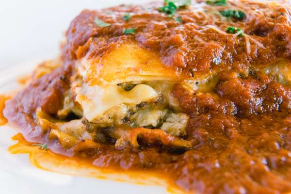 Lasagna (Meat)