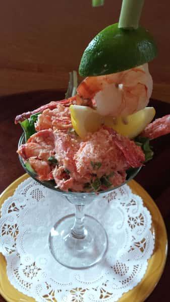 lobster martini