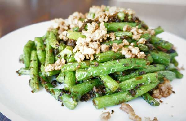 Fried Green Beans 干煸四季豆