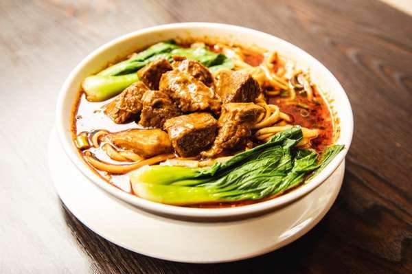 Braised Beef Noodles 牛肉面