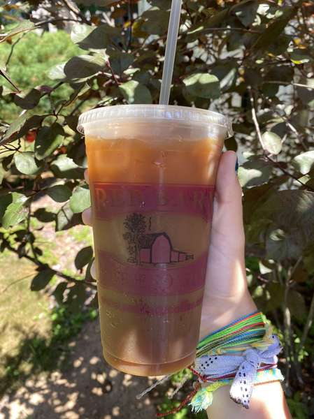 Cold Brew. Locally Sourced Coffee