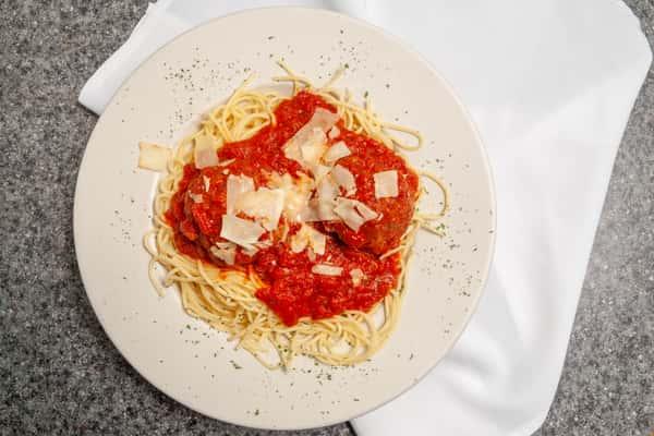 Spaghetti or Ziti