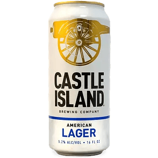 Castle Island American Lager - Draft