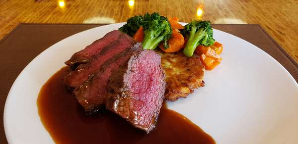 Brandt Natural Club Steak