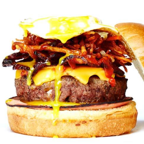 Liberty Burger The Nooner Burger