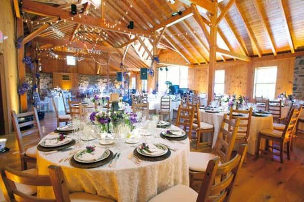 interior dining set up