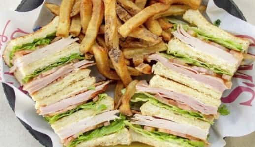 Sam's Club sandwich
