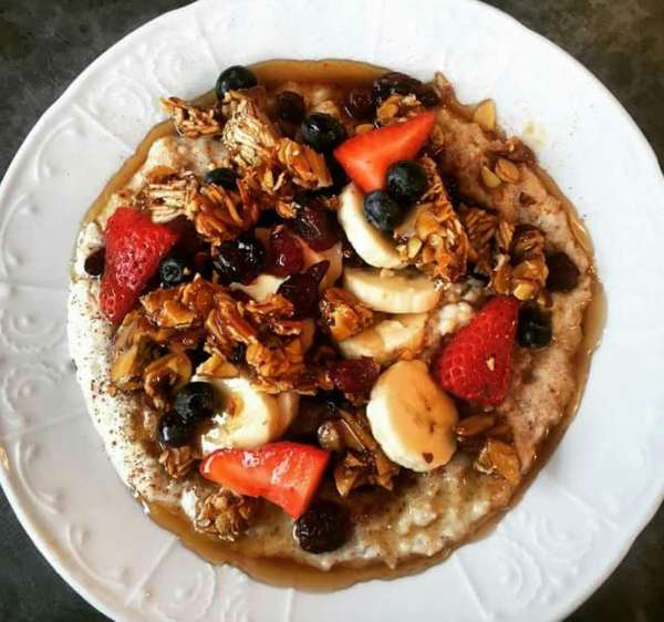 Best-Ever Oatmeal