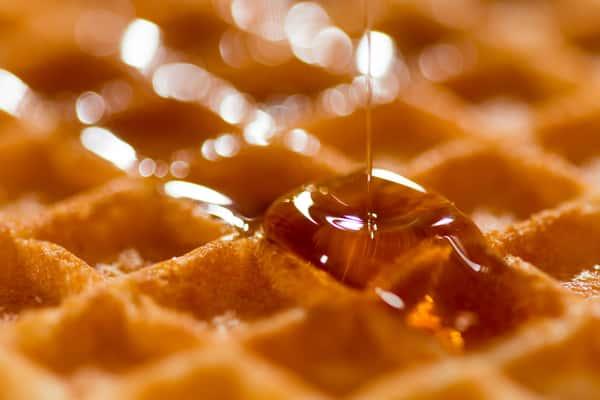 Belgian Waffle Special