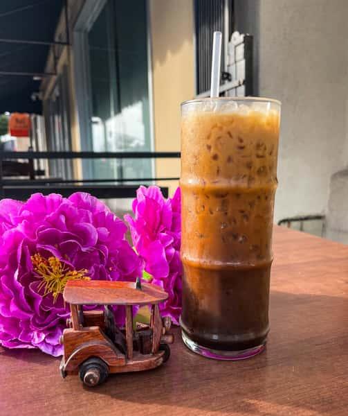 Vegan Thai Iced Coffee