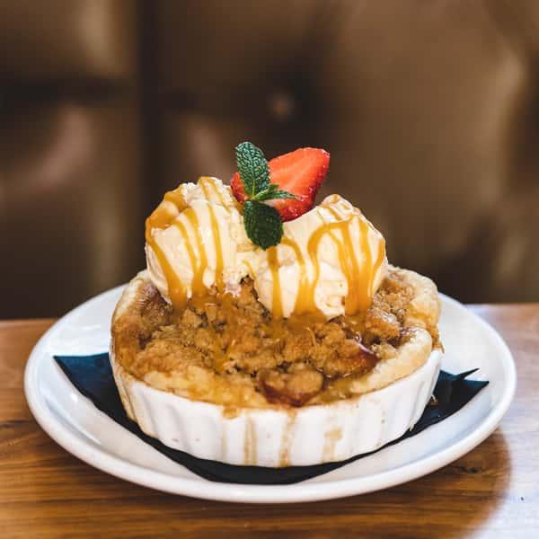 Whiskey Apple Pie
