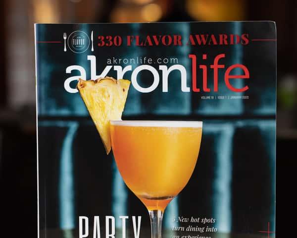 akron life
