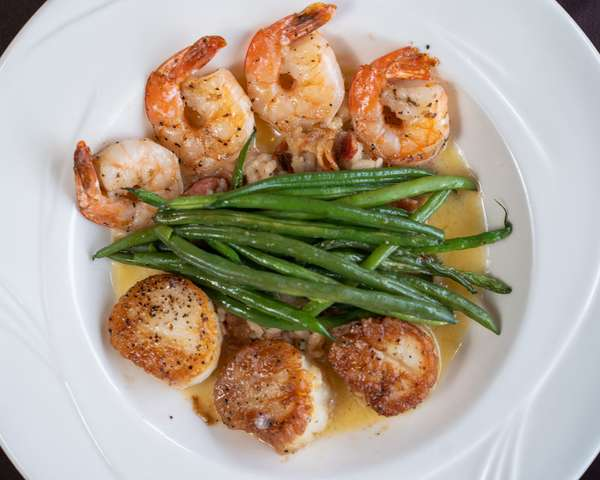 Shrimp and Scallops