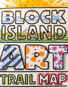 block island art trail map