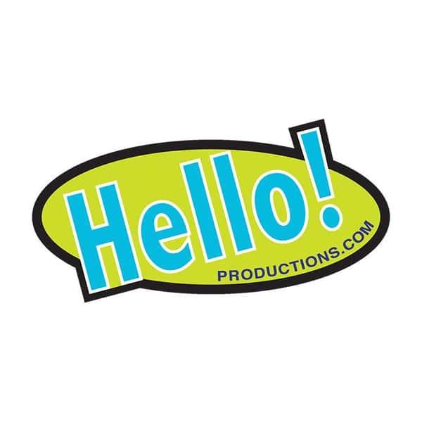 hello productions logo