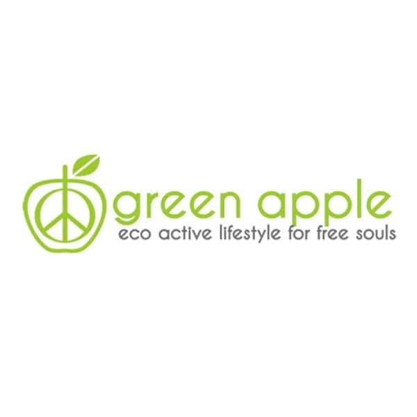 green apple clothing logo