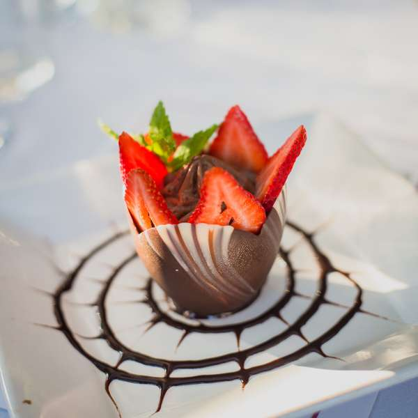 Gluten Free Chocolate Mousee