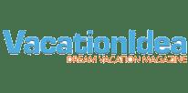Vacationldea Dream Vacation Magazine logo