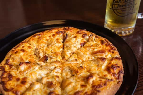 Bar-Bill Chicken Wing Pizza
