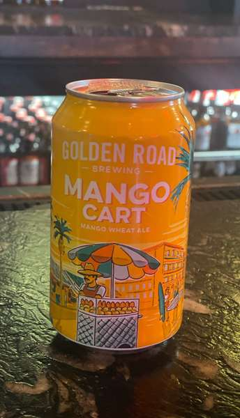 GOLDEN ROAD BREWING - MANGO CART