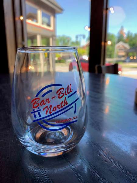 BAR-BILL NORTH STEMLESS WINE GLASS