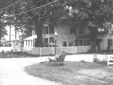 The Old Red Mill Inn