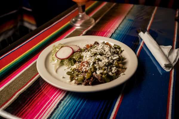 Food_Charboiled Chicken Fajita Style Salad-4