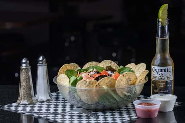 Taco Bouta Salad