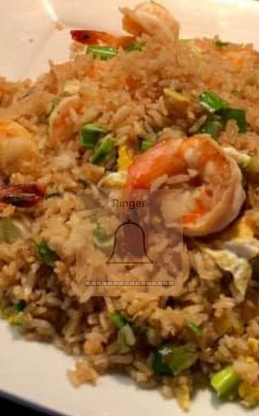 Chaufa de Camaron (Shrimp)