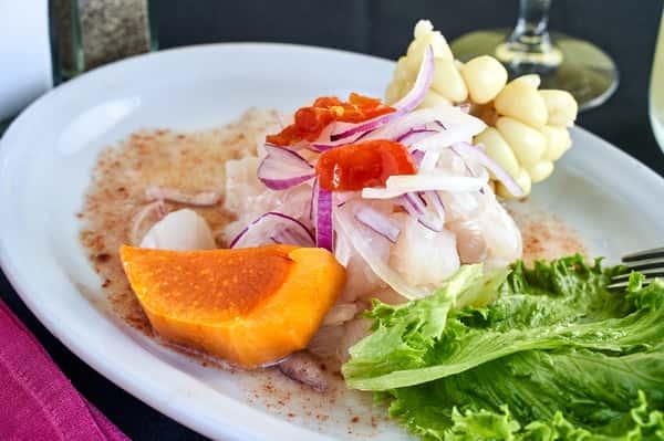 *Ceviche Pescado (Fish)