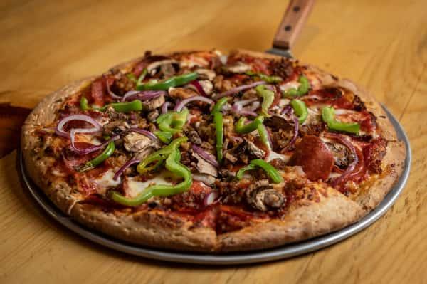 John's Pizza Works - Pizza Supreme